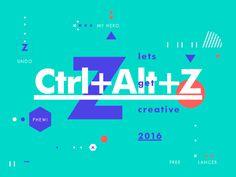Ctrl+Alt+Z