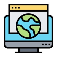 See more icon inspiration related to monitor, cursor, ui, seo and web, webpage, electronics, website, working, information, interface, screen, application and computer on Flaticon.