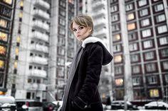 Beauty Female Potrait Photography by Maxim Guselnikov #female photography #portrait photography
