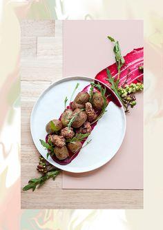 Blacktail Florist on Behance #food