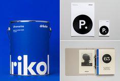 Drikolor by Inhouse #print #graphic #design #catalogue
