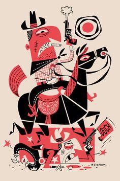 jim flora | Tumblr #illustration