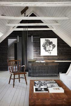_ #interior #attic
