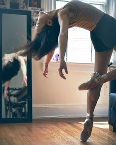 Home Stage: Ballerinas In Their Own Homes by David Perkins