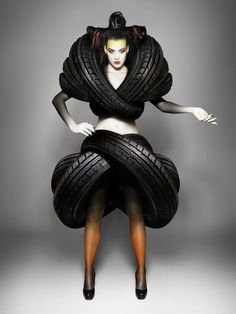 treadwear for goodyear dunlop by carl elkins #fashion #wheels #art