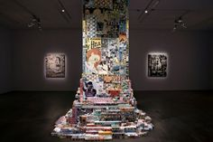 FAILE :: Bedtime Stories :: Perry Rubenstein Gallery Nov. 4th - Dec. 23rd 2010 #faile