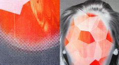 Silkscreen Poster by Jorge Amador