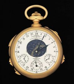 The Henry Graves Supercomplication, 1933 #stopwatch #numeral #vintage #watch #object #collector #antique