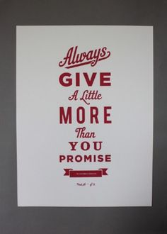 Dailymovement #than #you #more #alway #little #promise #give #plakat