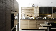 valcucine: sinetempore the new traditional kitchen #kitchen #design