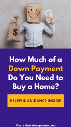 What Do You Need For a Down Payment to Buy a House