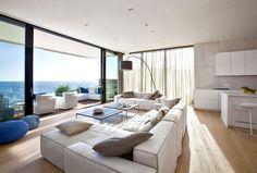 House Sperone by Studio Metrocubo - #livingroom #decor