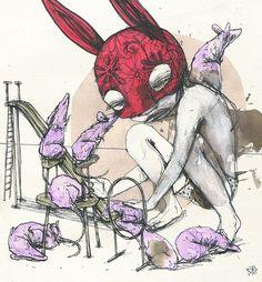 darkamarcadia illustration