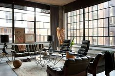 Anthology Magazine | Travel | Creative Flats Montreal #interior #montreal