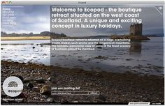 Ecopod | Identity Designed #design #web
