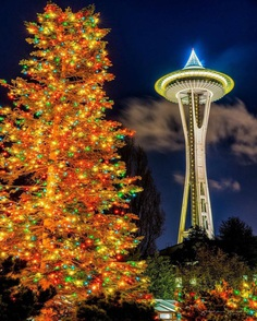 Stunning Cityscapes of Seattle, Washington by Sigma Sreedharan