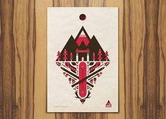 Allan Peters | Minneapolis Advertising and Design Blog #design #poster
