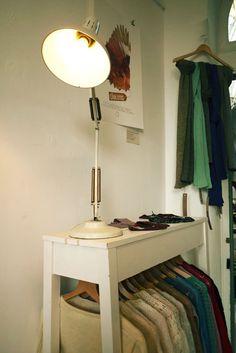 interior lamp clothing