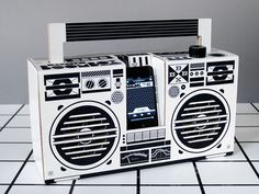 BerlinBoombox #tech #amazing #modern #innovation #design #futuristic #gadget #ideas #craft #illustration #industrial #concept #art #cool