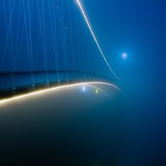 Tumblr #bridge #photography #fog