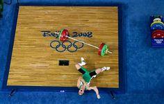 original.jpg (550×351) #weighlifter #olympics #aerial