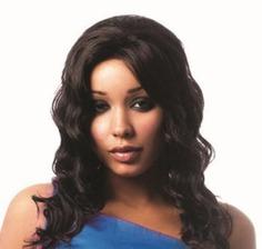Sleek Spotlight Human Hair Lace Wig Allure
