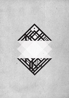 Organic Rhombus