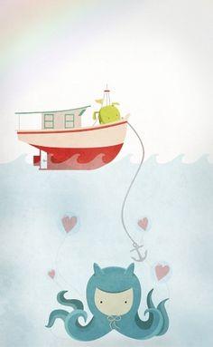 jilliankristen #illustration #vector #love