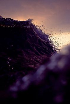 Sleepless Dreams #ocean #water #wave #photography #sea #splash