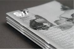 Portfolio — T W O #title #cover #grid #type #magazine