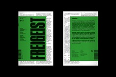 Freigeist Zine returns with Issue 2, a Zoom call turned transcript designed and edited by Richard Baird