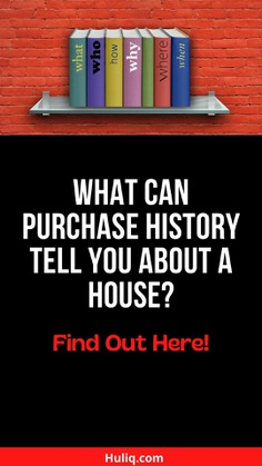 Doing research when buying a house is crucial.