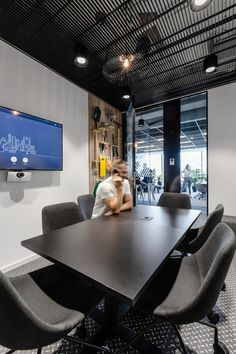 Allegro Office in Warsaw by Workplace Solutions 6