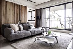 Woodscape Residential Project by Ris Interior Design Co. - InteriorZine