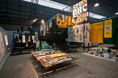 adidas by Tom Dixon collection installation Milan #exhibition #tom #adidas #dixon
