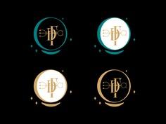 FD astrology monogram