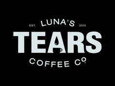 lunastearscoffee.jpg #logotype #identitydesign #branding #logodesign #coffee #brand #identity #brandidentity #logo #typography