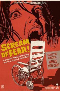 scream_of_fear_low.jpg (620×938) #illustration #francavilla #poster