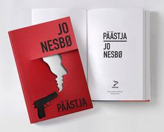 Paper-based illustration for book cover by Eiko Ojala