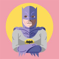 Batman&Robin #illustrator #illustration #vectorial