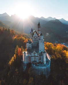 Germany From Above: Stunning Drone Photography by Sam Oetiker