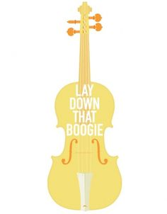 ANONYMOUS MAG #violin #classical #graphic #lay #illustration #sound #music #boogie