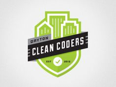 Dayton_clean_coders #logo #web