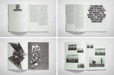 SI Special – Fabio Ongarato Design   September Industry #print #book #branding