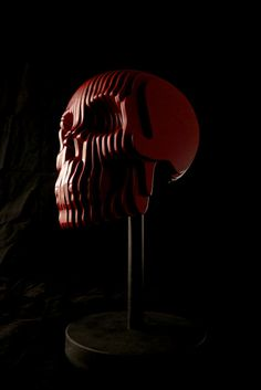 Skull Stand #skull #headphone stand #weitkamp sons