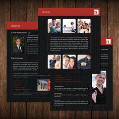 Printed Sales Sheet - Design