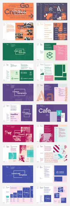 New Identity for Campus by MultiAdaptor