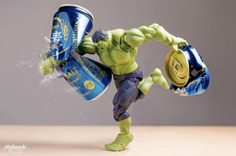 Hulk - Action Figures Come To Life