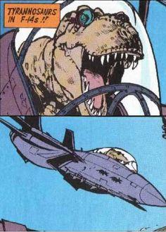 Pinned Image #dinosaur #rex