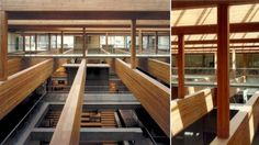 WANKEN - The Blog of Shelby White » Wieden + Kennedy Portland Oregon Office #office #portland #architecture #kennedy #wieden